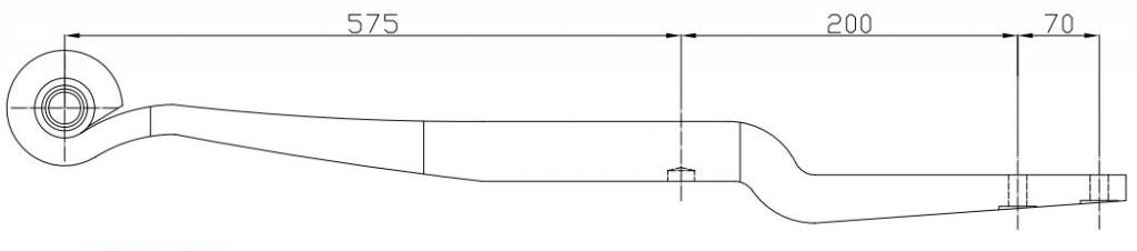 Arc BPW 500/440 S=85 (0508212120) photo