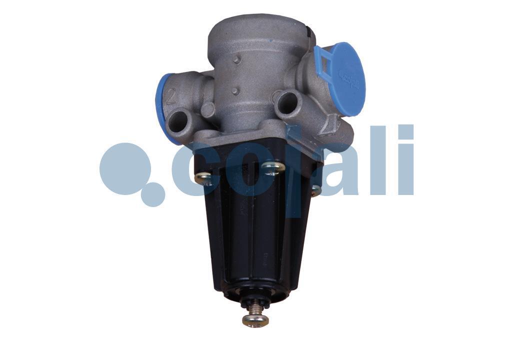 Клапан ограничения давления Wabco (2xM22) (Cojali) photo