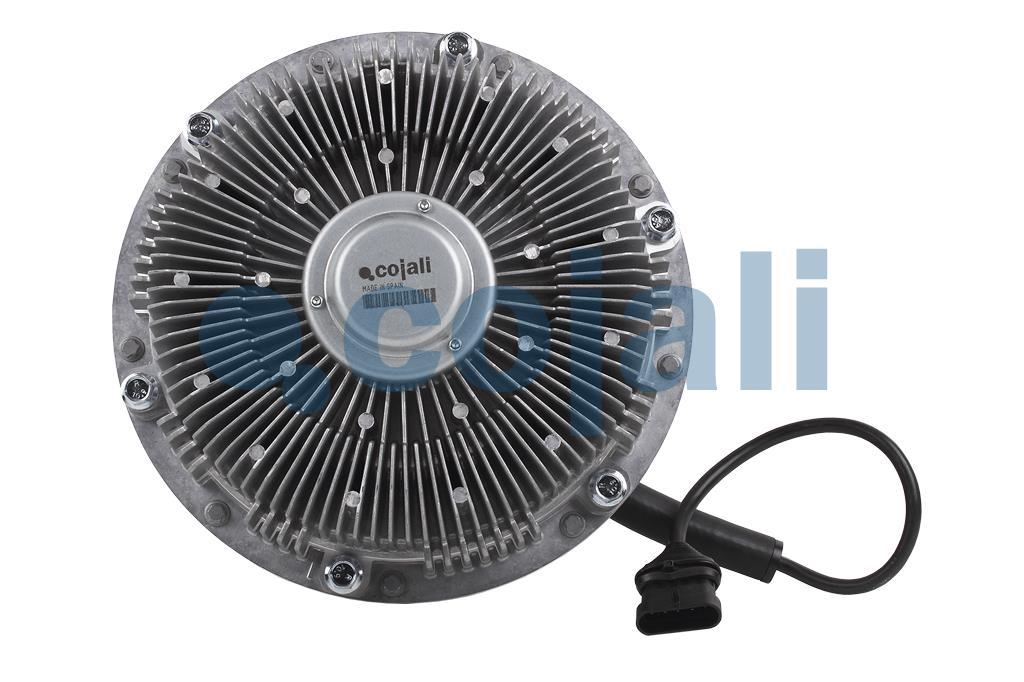 Cupla ventilator radiator DAF 105XF Euro 5  (051.021) photo