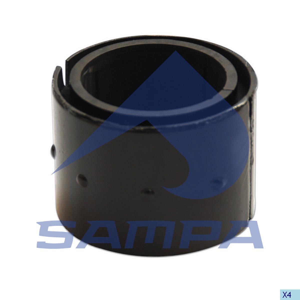 Втулка стабилизатора Actros  65x93x67 photo