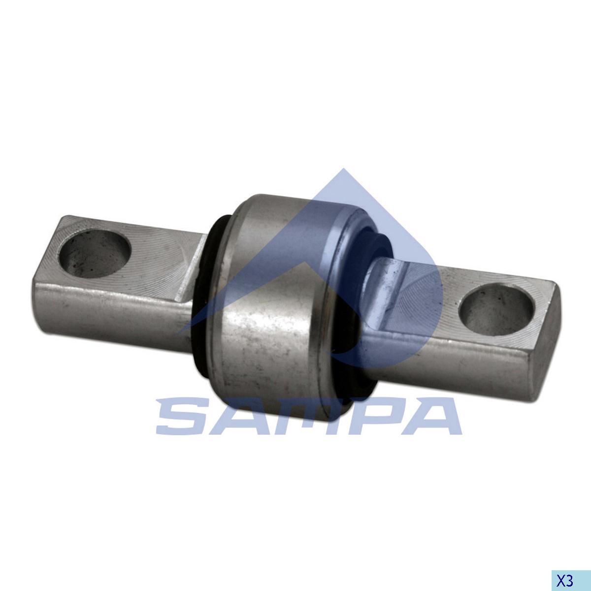 Cuzinet stabilizator MAN 21х125/65х155 photo