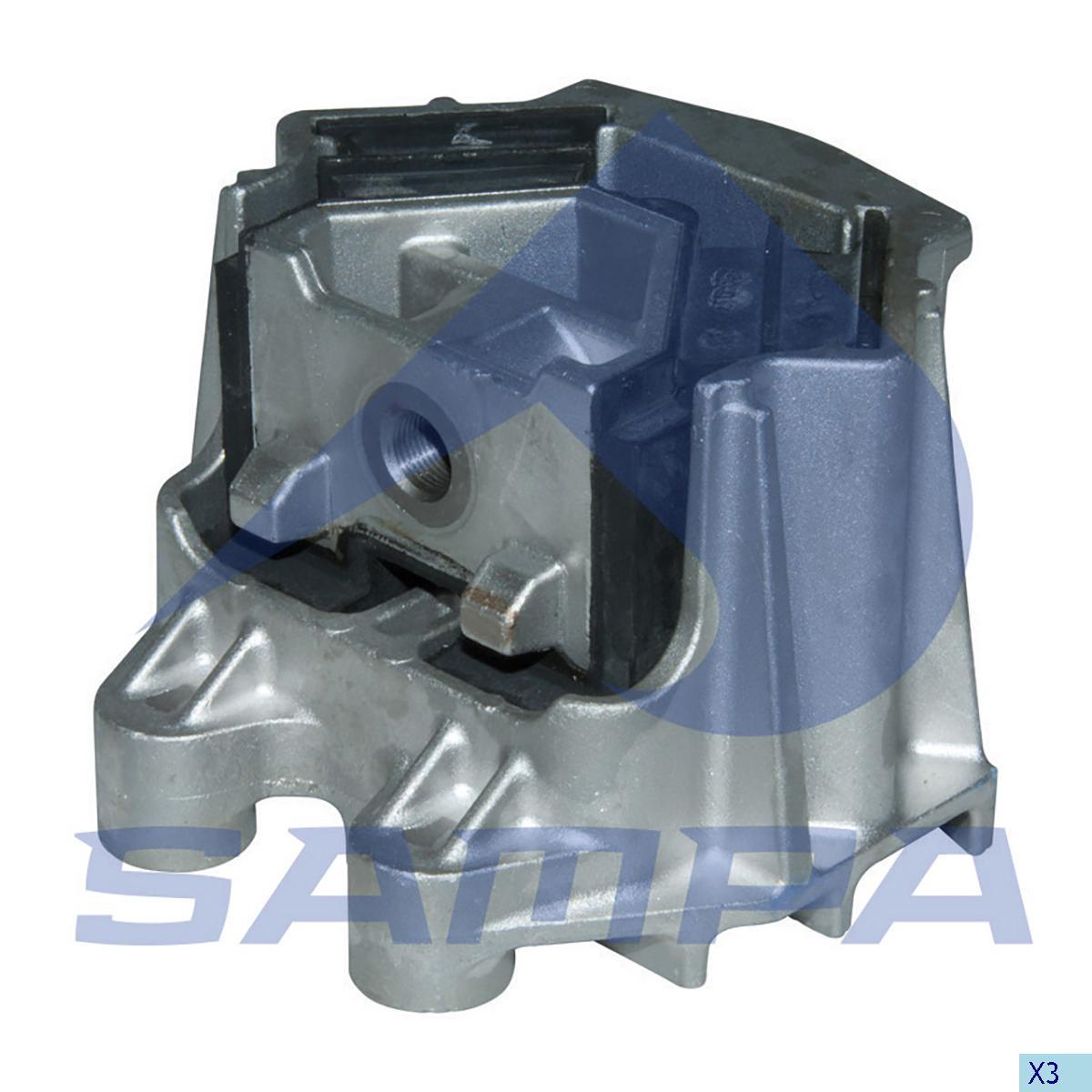 Подушка двигателя MAN TGA (переднея) photo