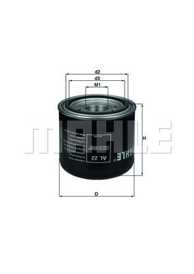 Element filtrant uscator aer compresor photo