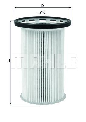 Фильтр топливный Audi, Seat, VW photo