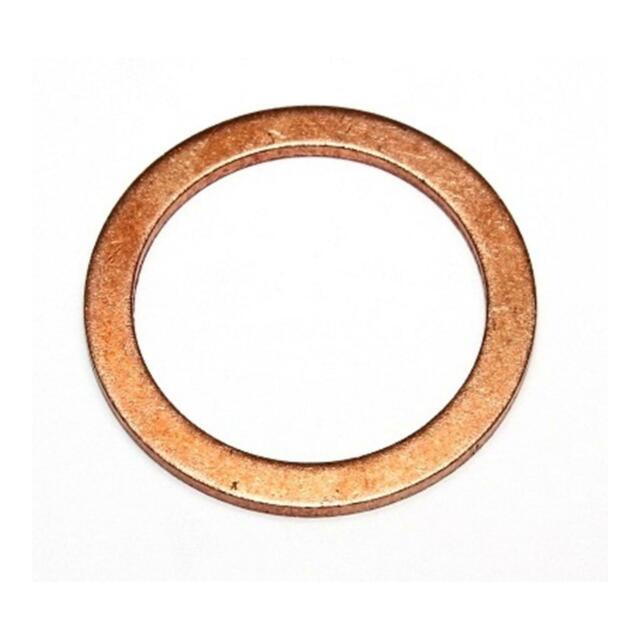 Уплотнительное кольцо теплообмнника DAF 95XF 26x34x2 (медная) photo