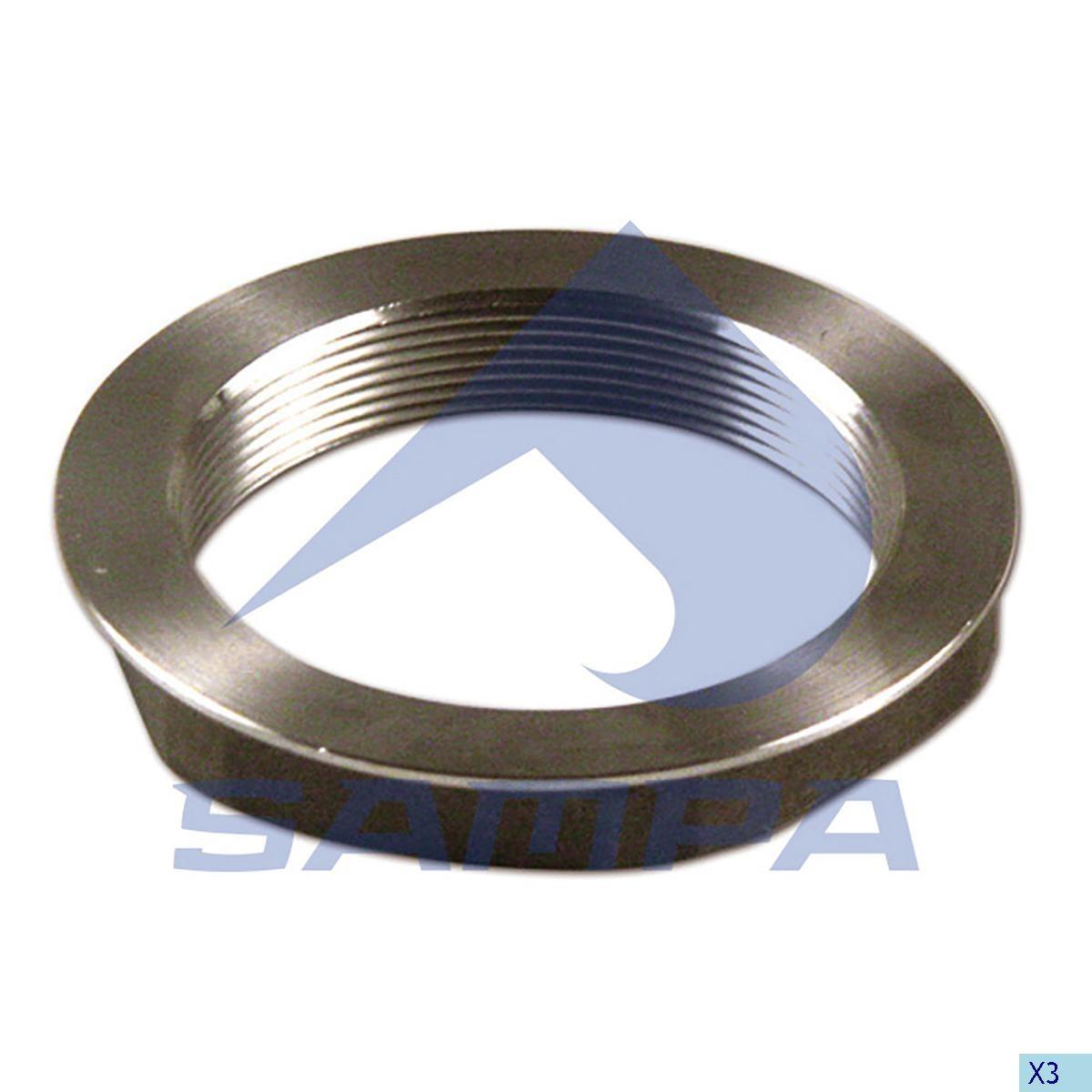 Фитинг металический угловой (трубка М12х1.5) в шланг photo