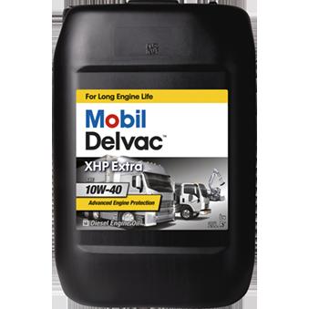 Mobil Delvac Extra XHP 10w40 розлив photo