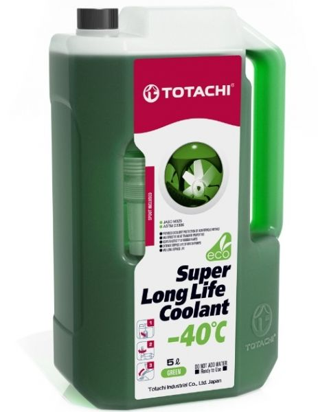 Antifriz Totachi verde  5л photo