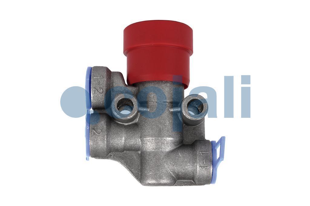 Клапан аварийного растормаживания Wabco 9630060030 (Cojali) photo