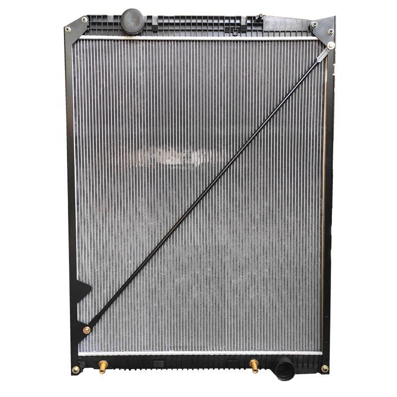 Радиатор Actros/Axor Euro 3/5 (Nissens) photo