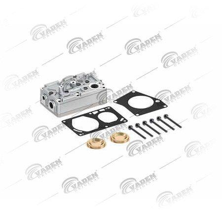 Головка компрессора Actros Euro 6 photo