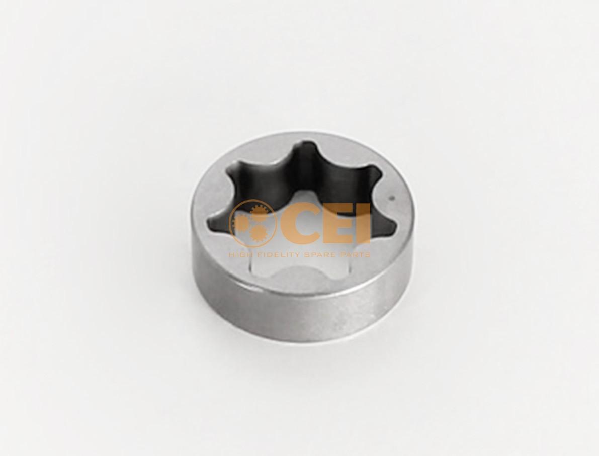 Ротор маслянного насоса кпп zf ecosplit photo