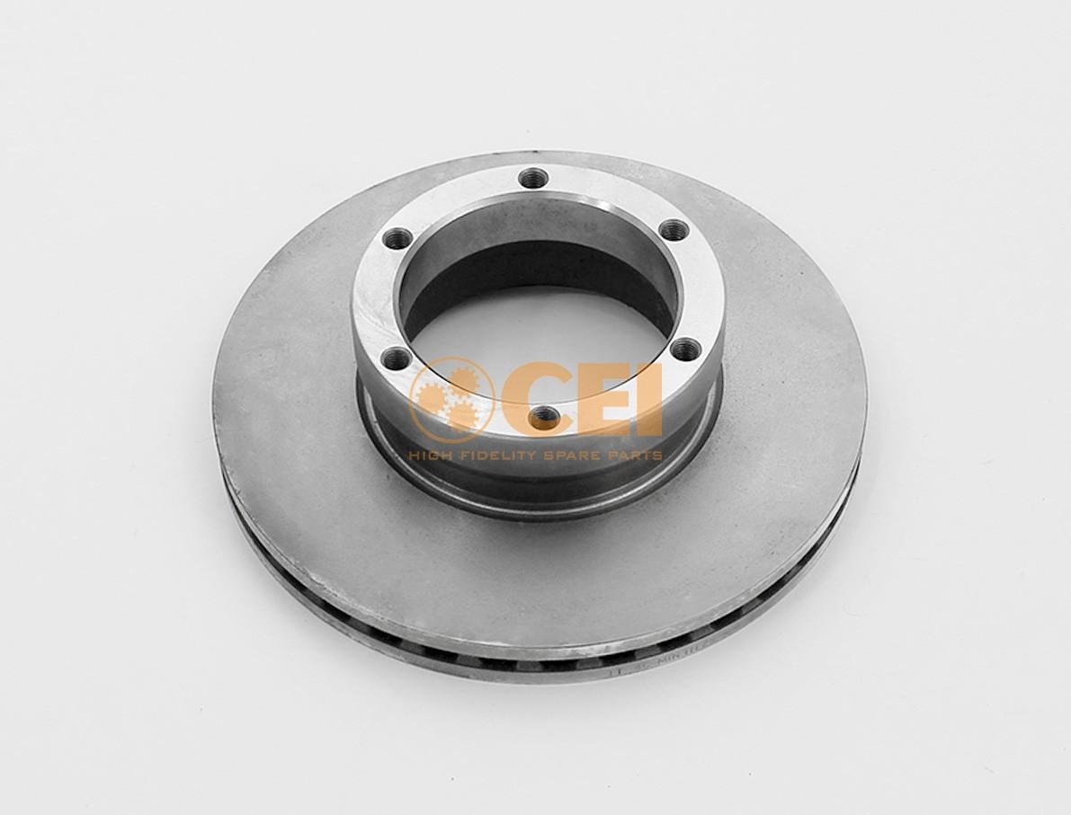Тормозной диск Volvo FL6 322х30/6 photo