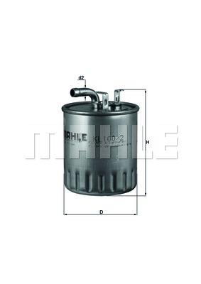 Фильтр топливный Sprinter 208/216 CDI photo