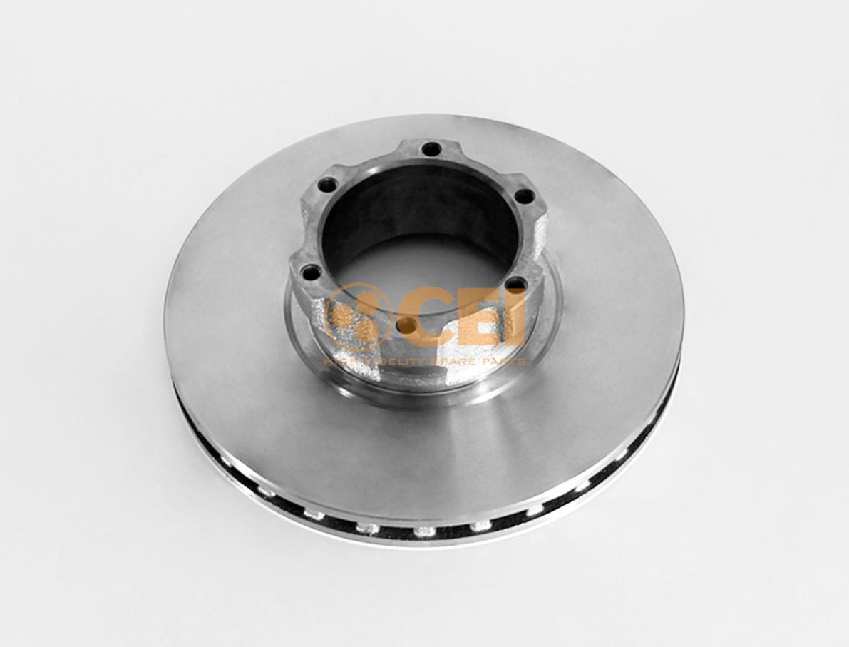 Disc frina MB 814  (324х45/6мм ) передок photo