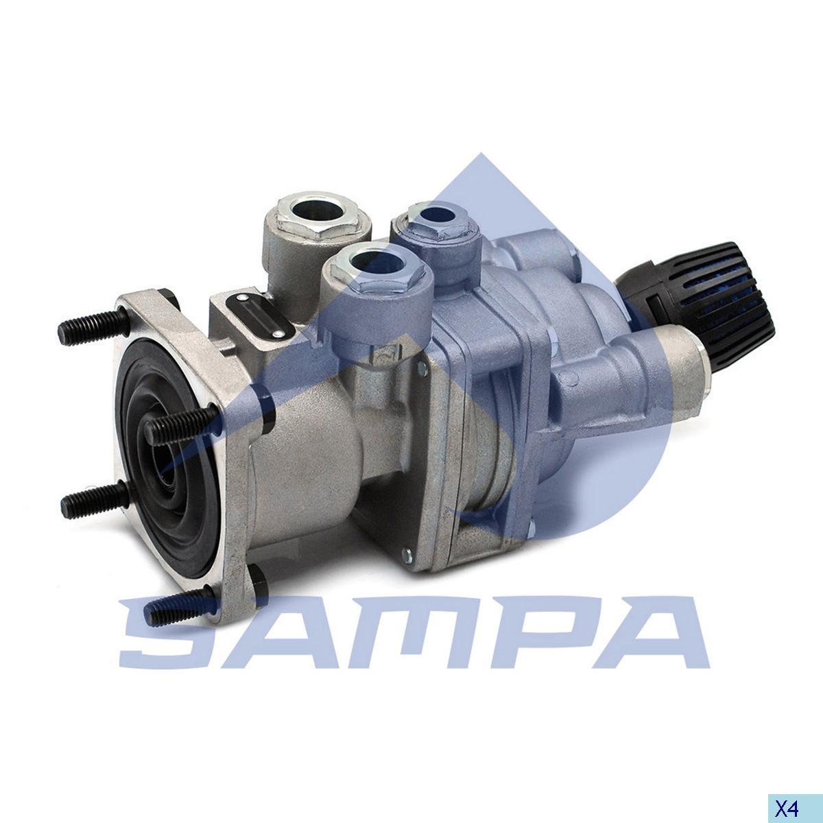 Тормозной клапан DAF 95/105XF photo