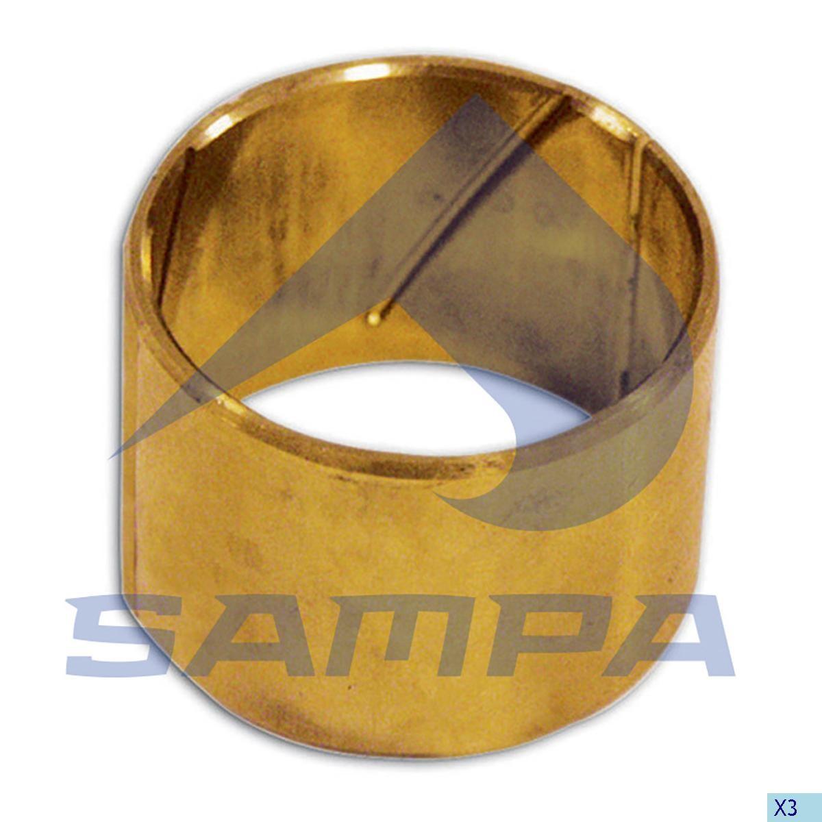 Втулка бронзовая SAF 38х42х30мм photo