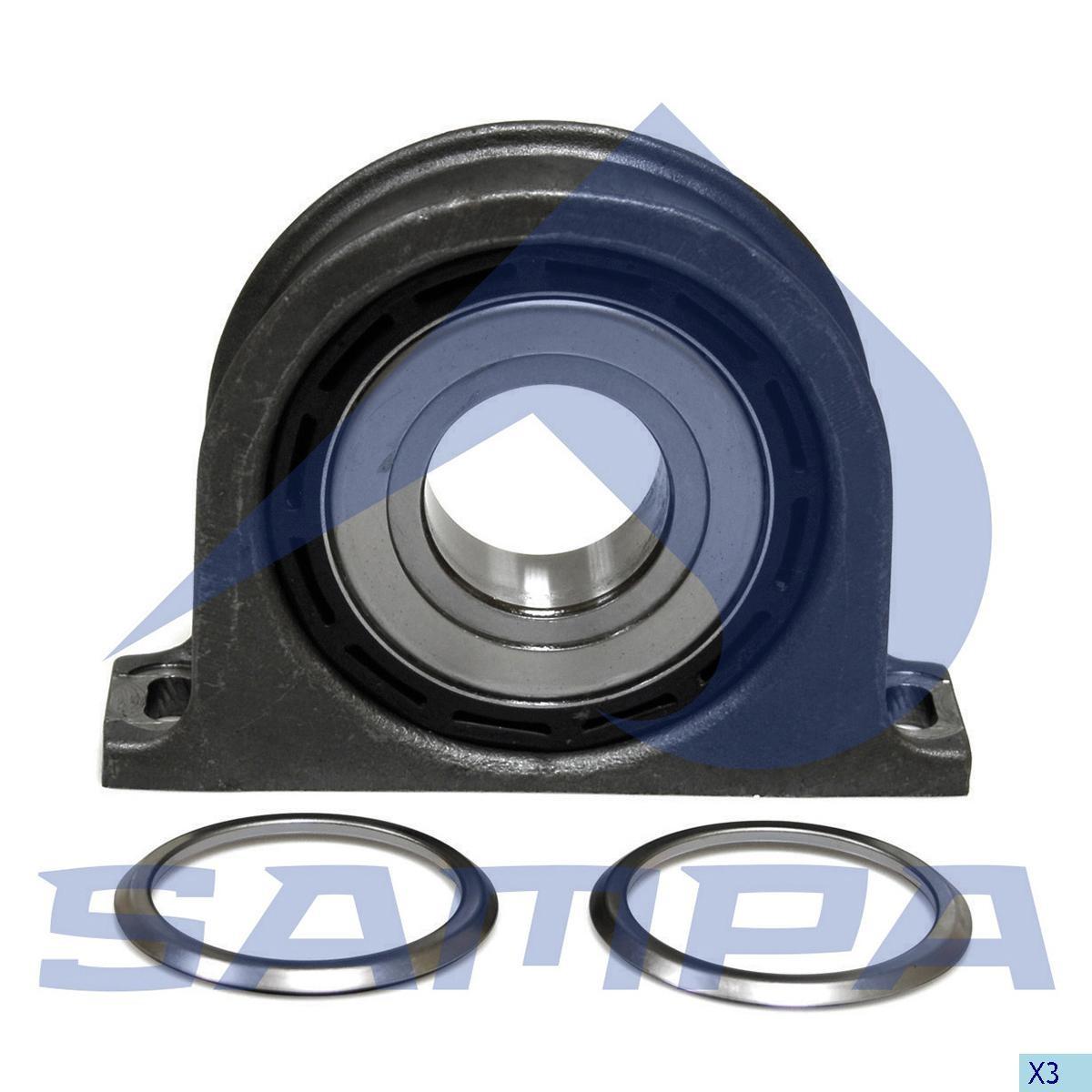 Подвесной подшипник DAF 70mm photo