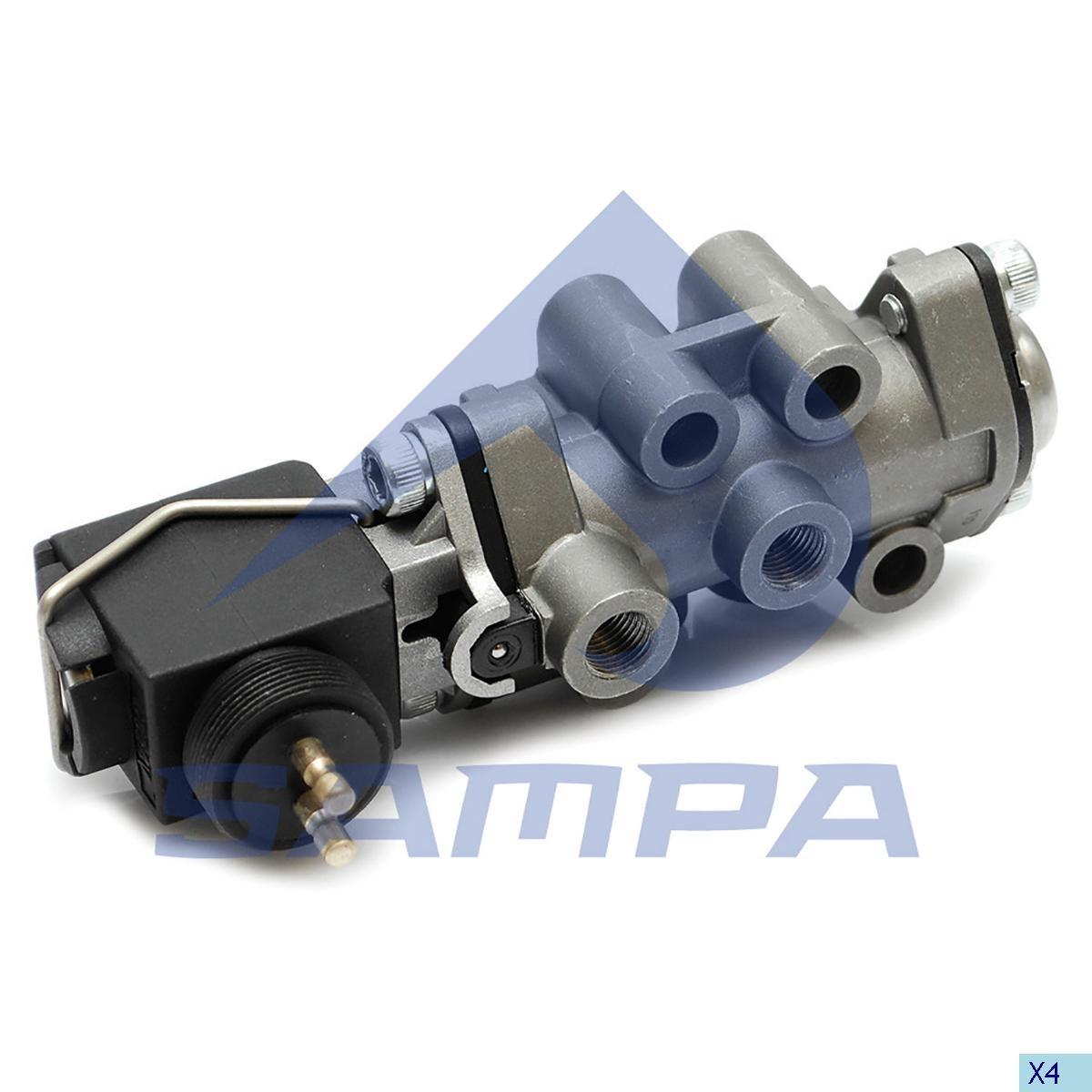 Электромагнитный клапан Scania (1334096) photo