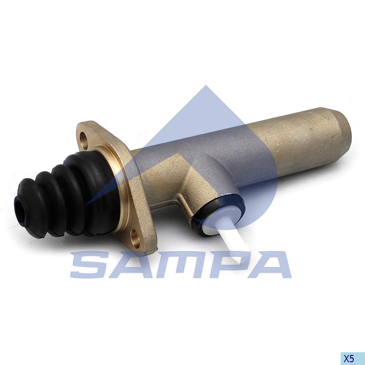 Цилиндр сцепления главный DAF 95/105XF D=22мм photo