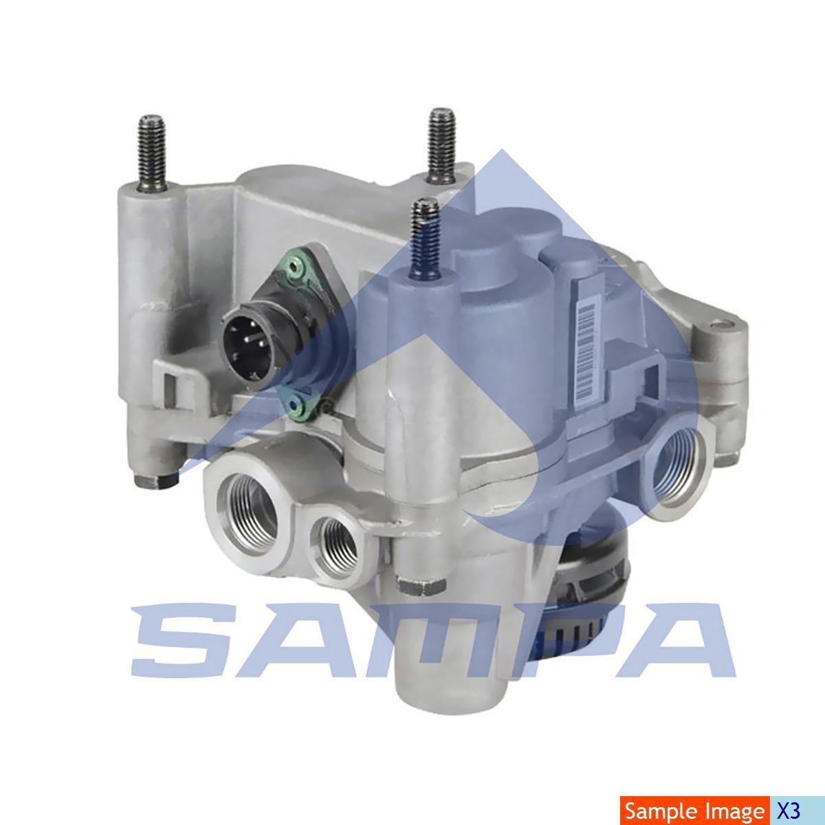 Ускорительный клапан MAN/MB/TGA/DAF 95XF EBS 4802020050 (Wabco) photo