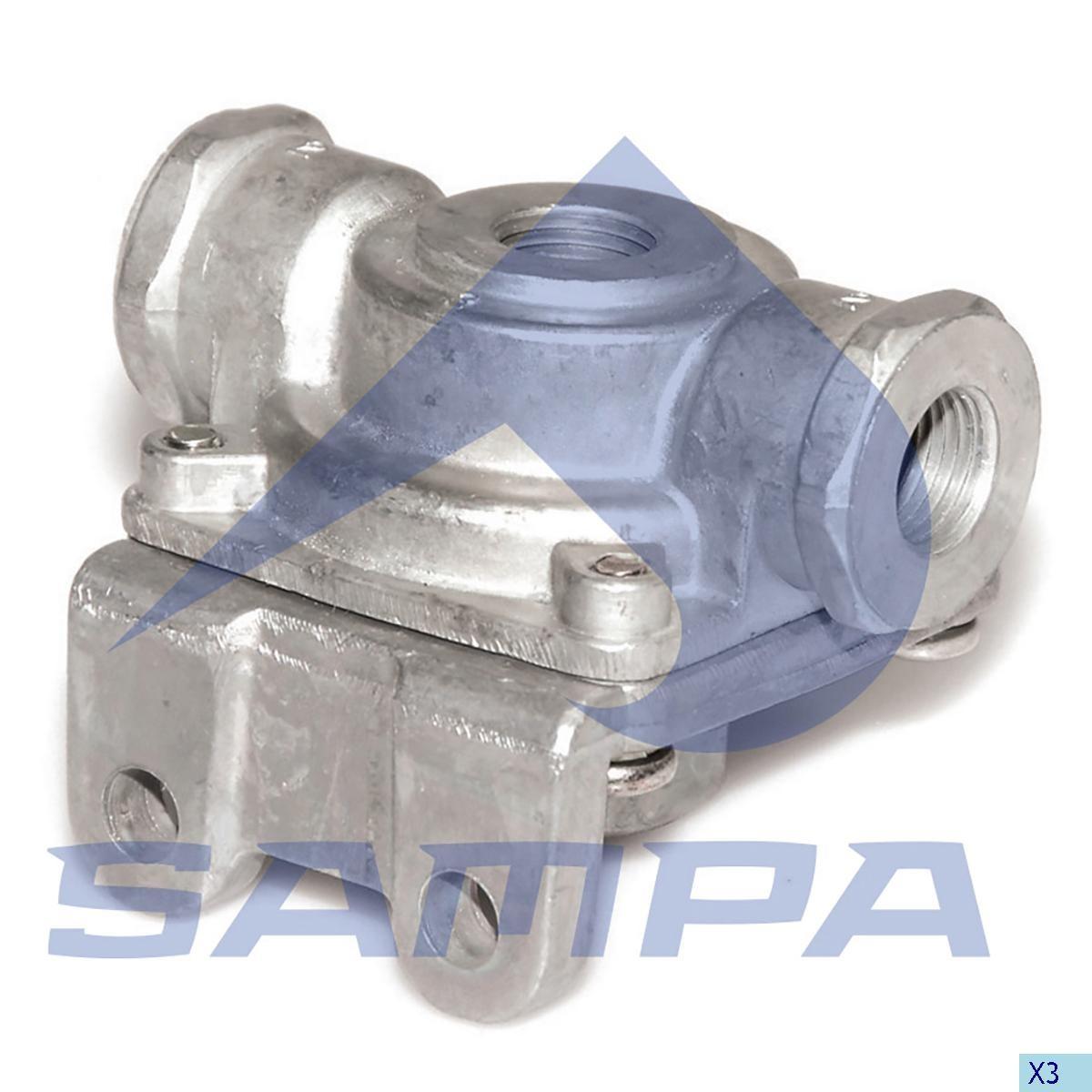 Ускорительный клапан DAF 95XF (1505153) photo