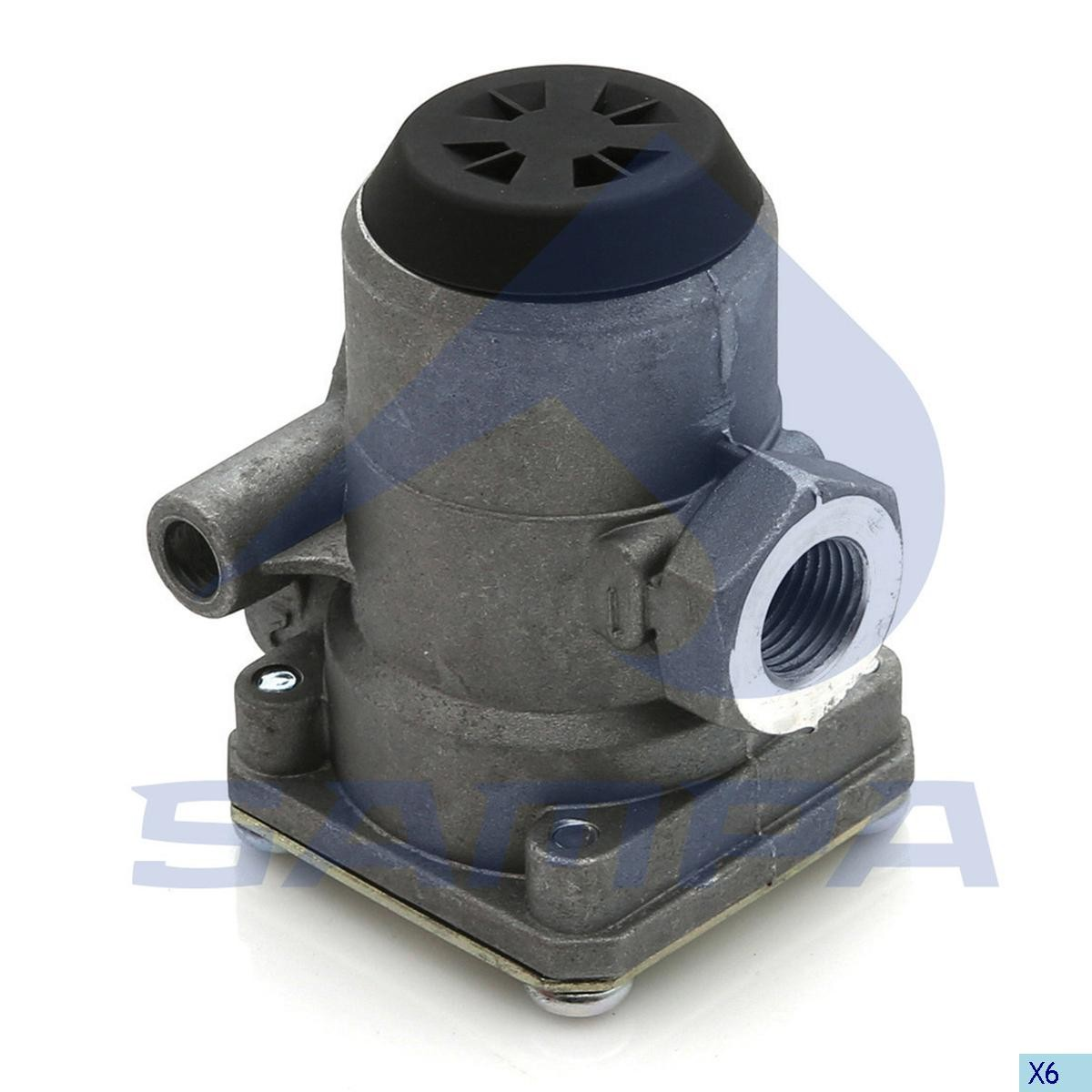 Клапан регулировки давления DAF (1518118) photo