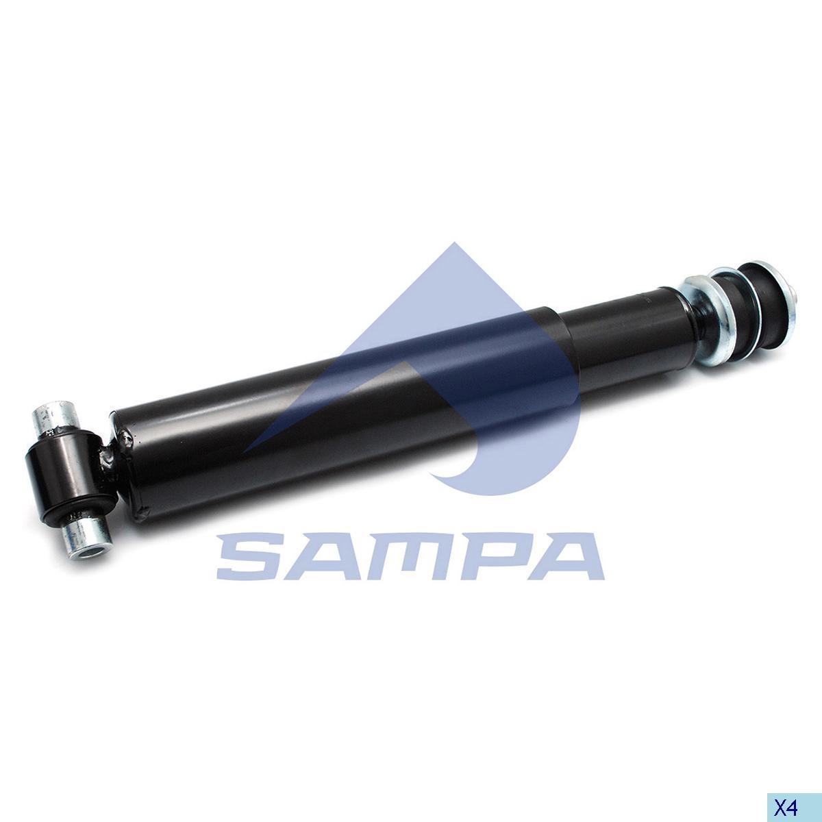 Аммортизатор задний Volvlo FH12 (480-773) у/ш photo