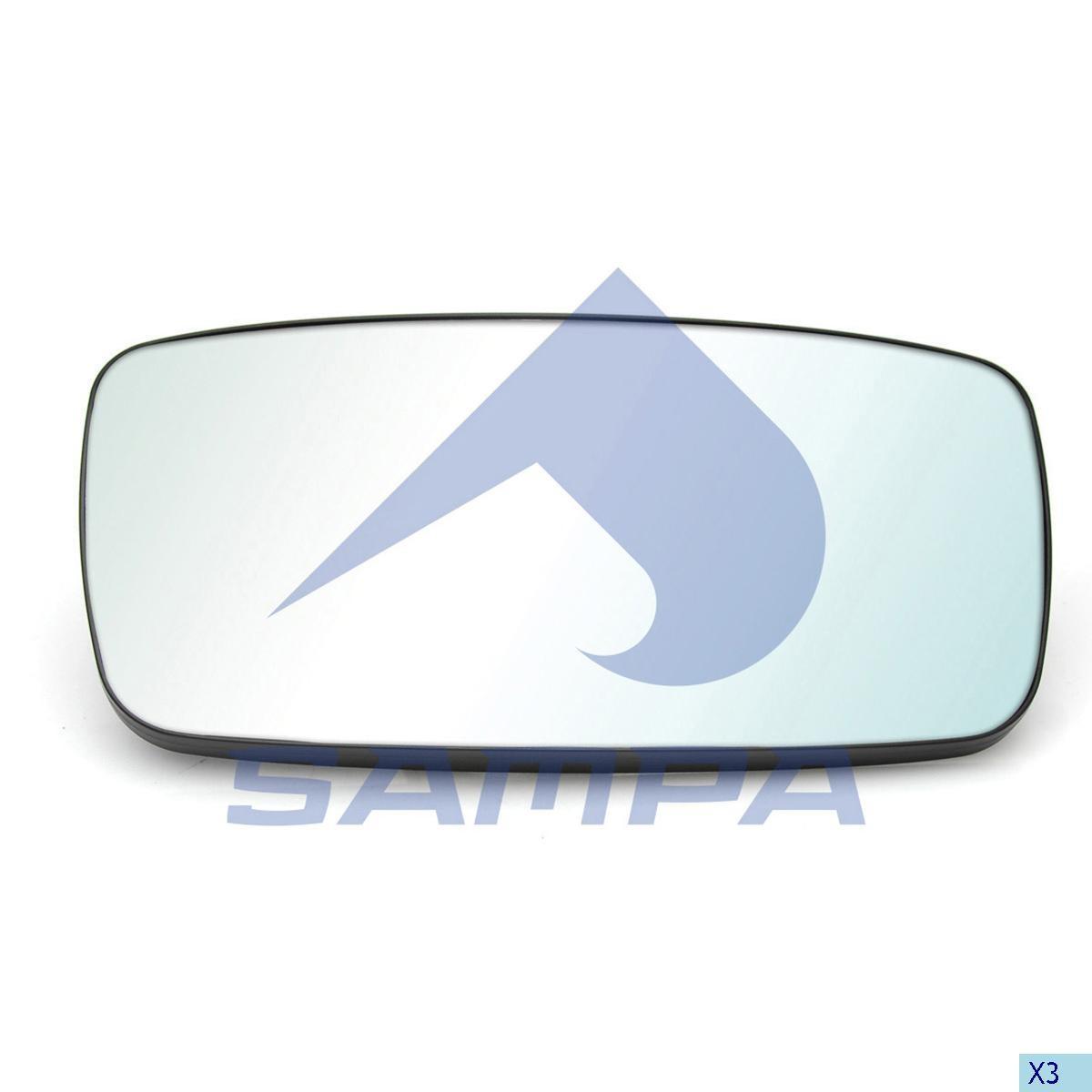 Sticla oglinda photo