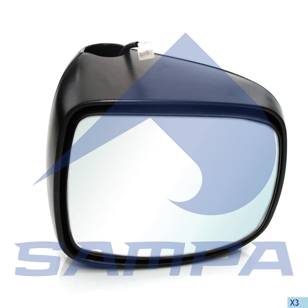 Oglinda DAF photo