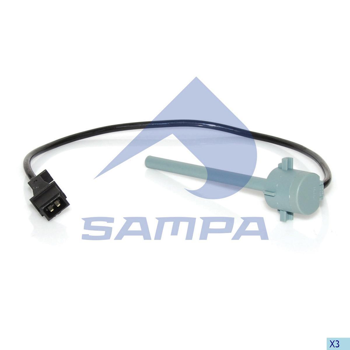 Senzor nivel lichid de racire DAF 85CF photo
