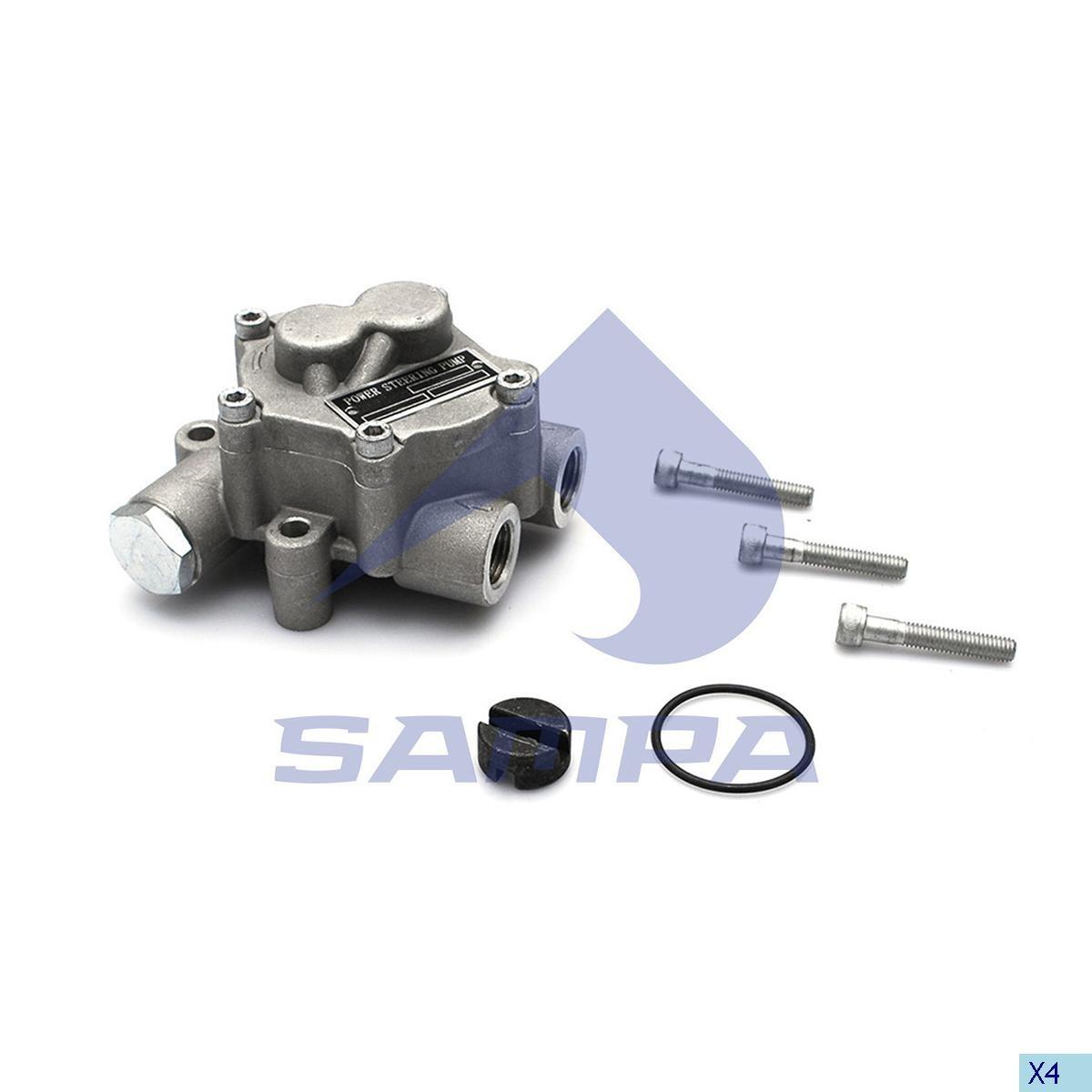 Pompa motorina  DAF 105XF (1695495) OE photo