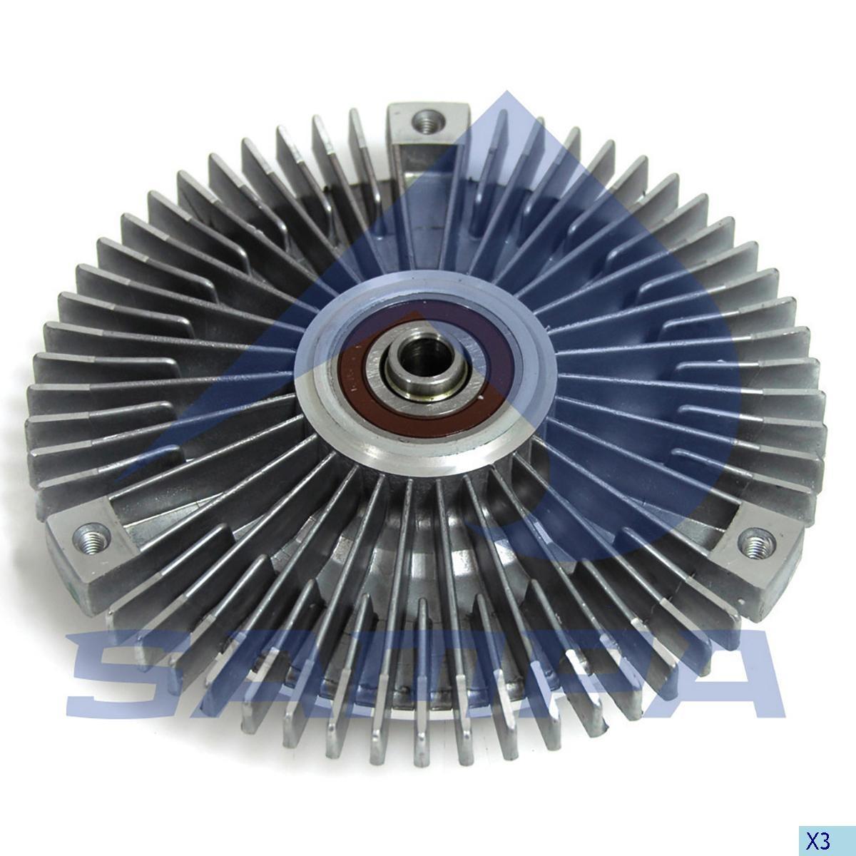 Cupla ventilator Sprinter CDI photo