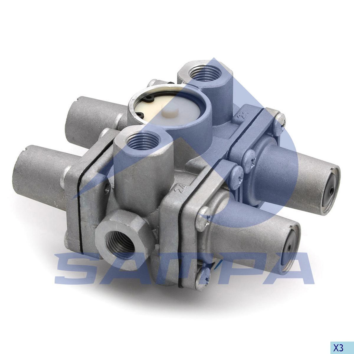 Ускорительный клапан MAN (93470230000) photo