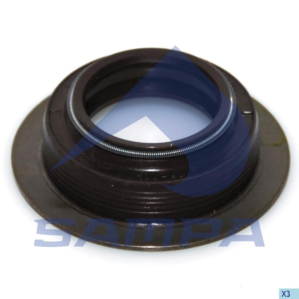 Simering 25x38x10/14.5 DAF 95XF КПП photo