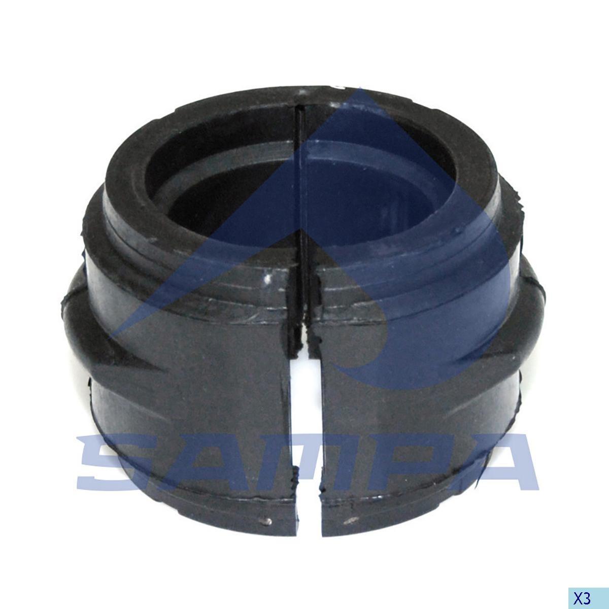 Втулка стабилизатора Actros 47,5x56 (Errevi) photo