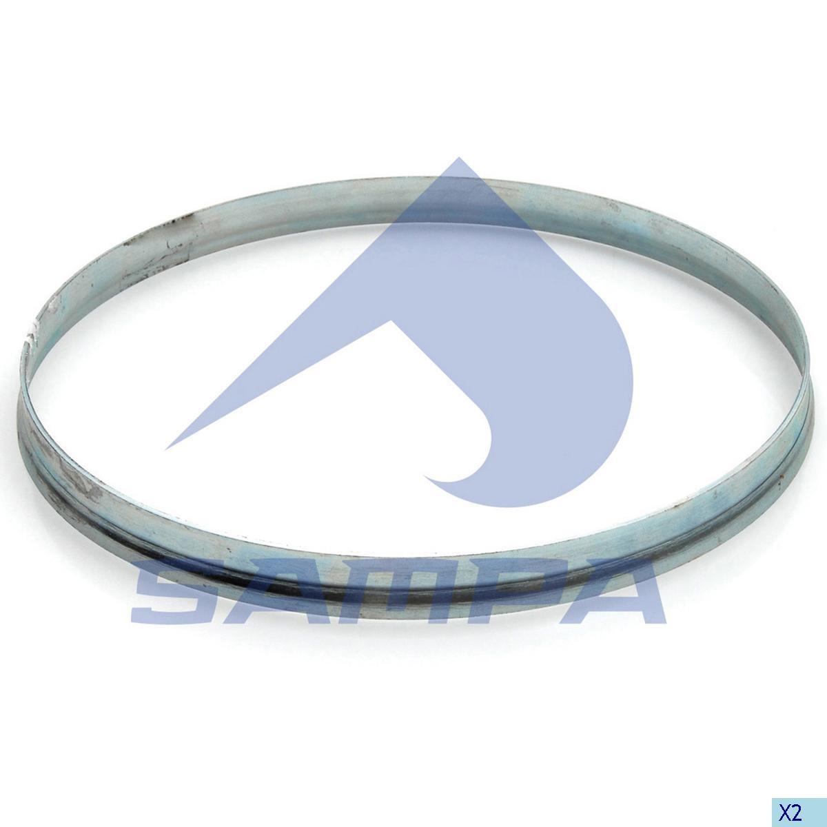 Уплотнительное кольцо балансира Iveco Eurotrakker photo