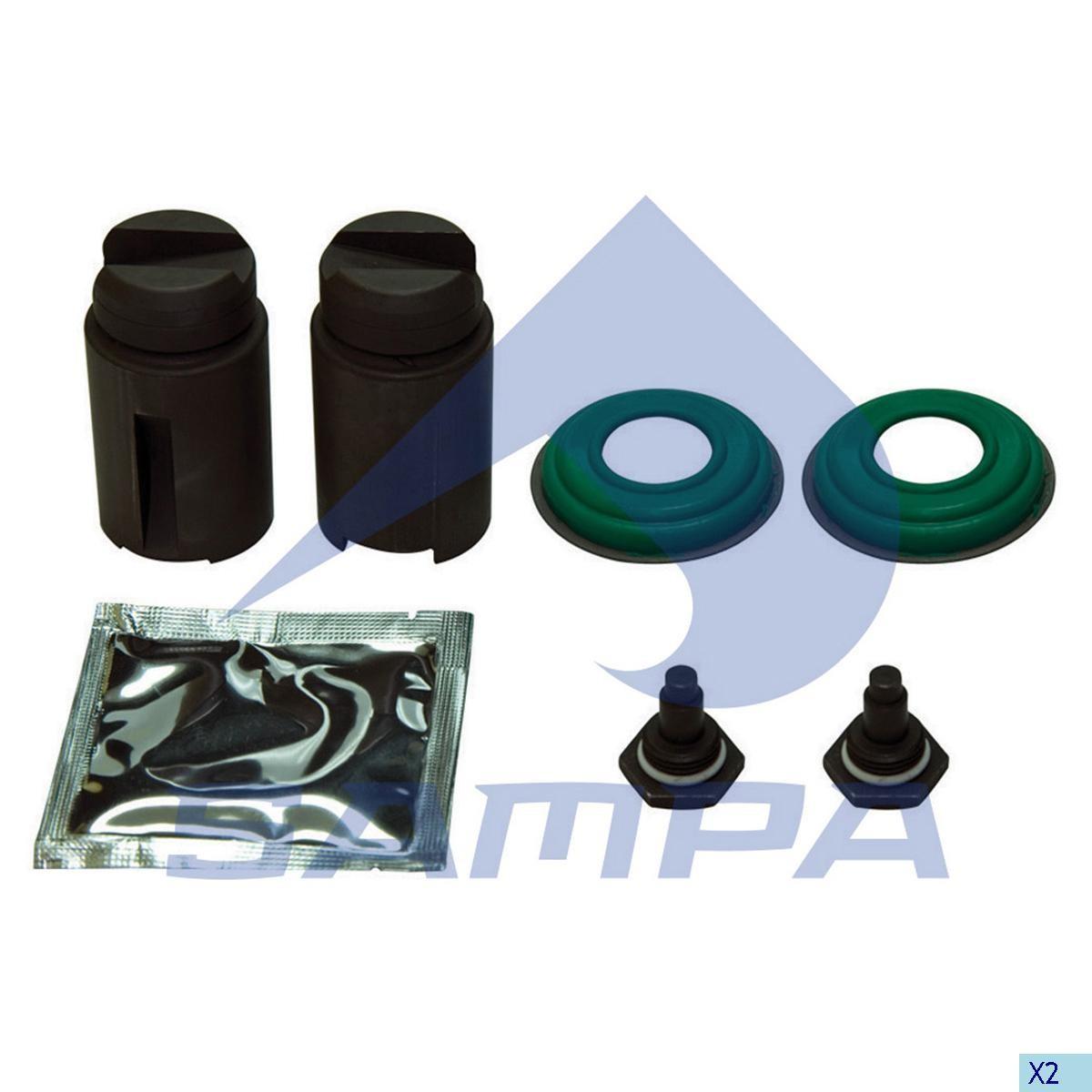 Set reparatie cilindru receptor frana photo