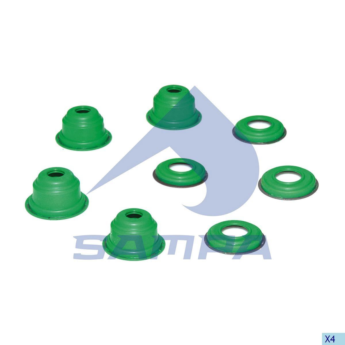 Р/к тормозного цилиндра Iveco (пыльники) Iveco Astra H8D photo
