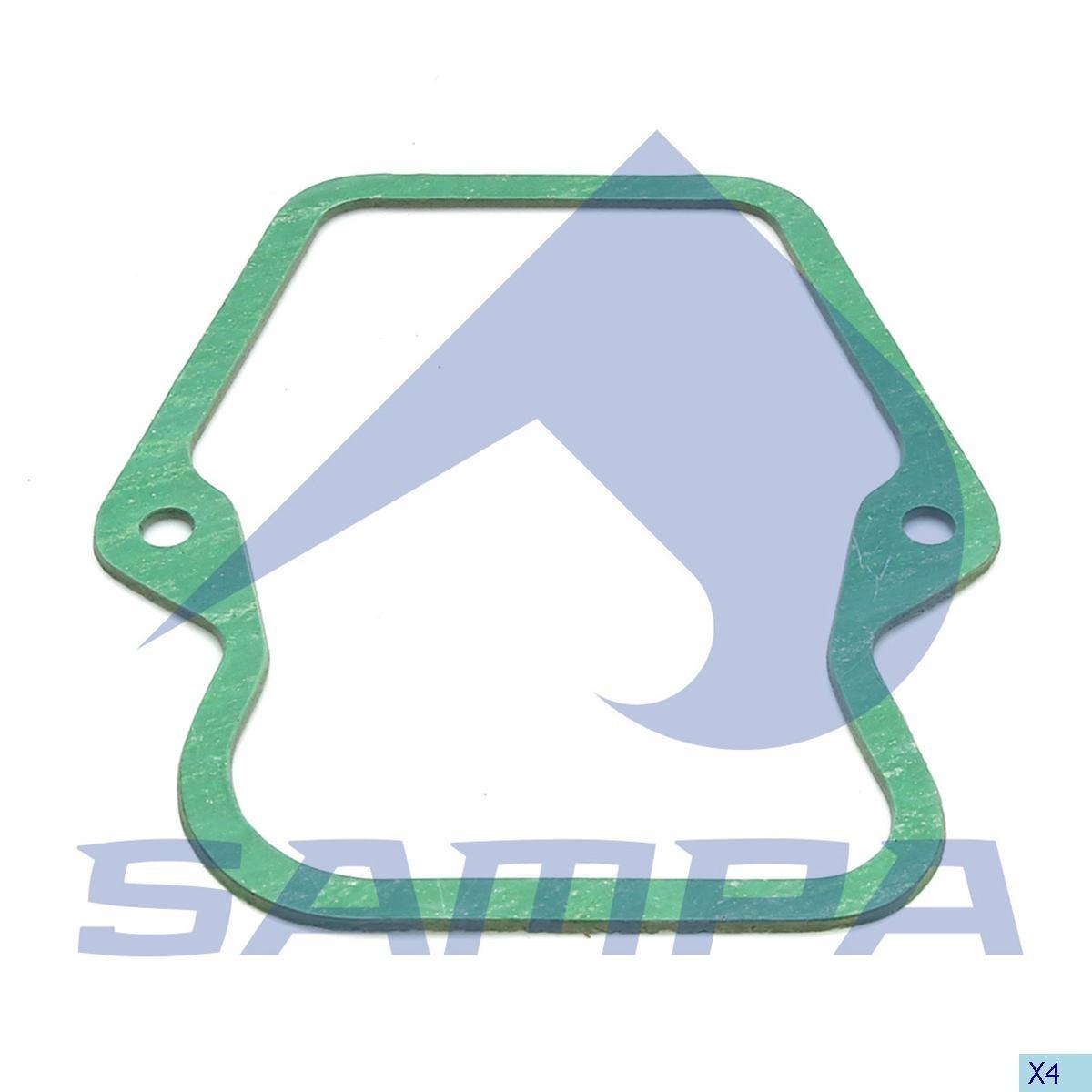 Прокладка крышки головки цилиндра Axor 2 photo