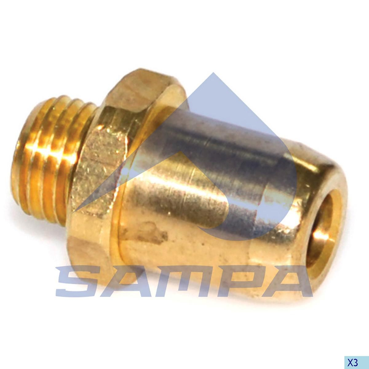 Fiting metal  8/6хМ14х1,5 photo