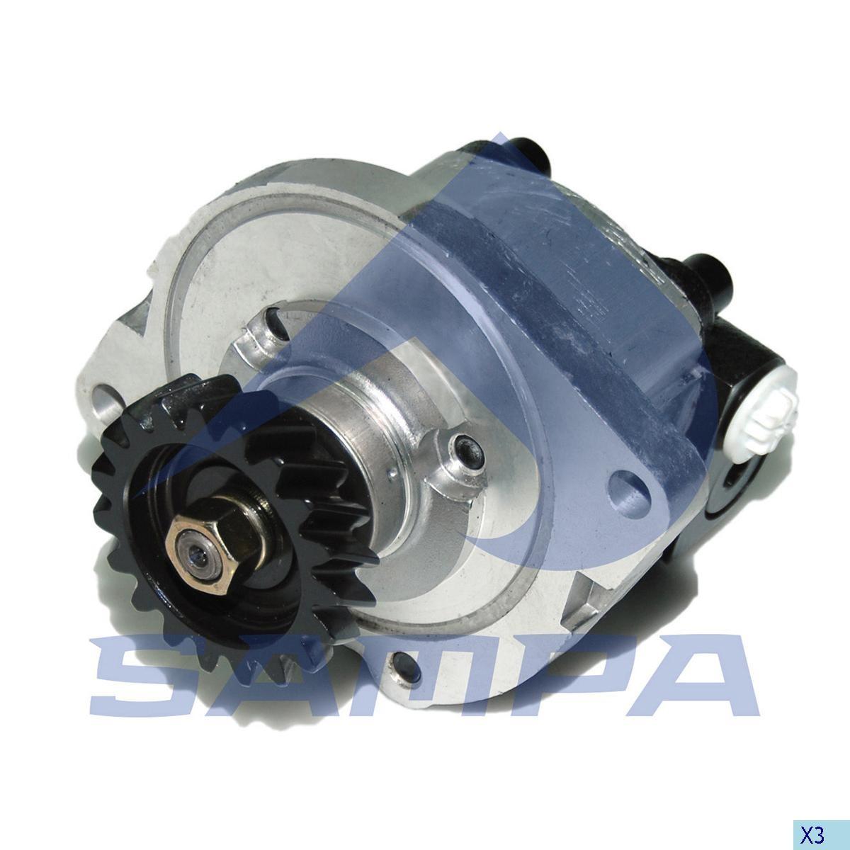 Pompa hidraulica sistem de directie Renault photo