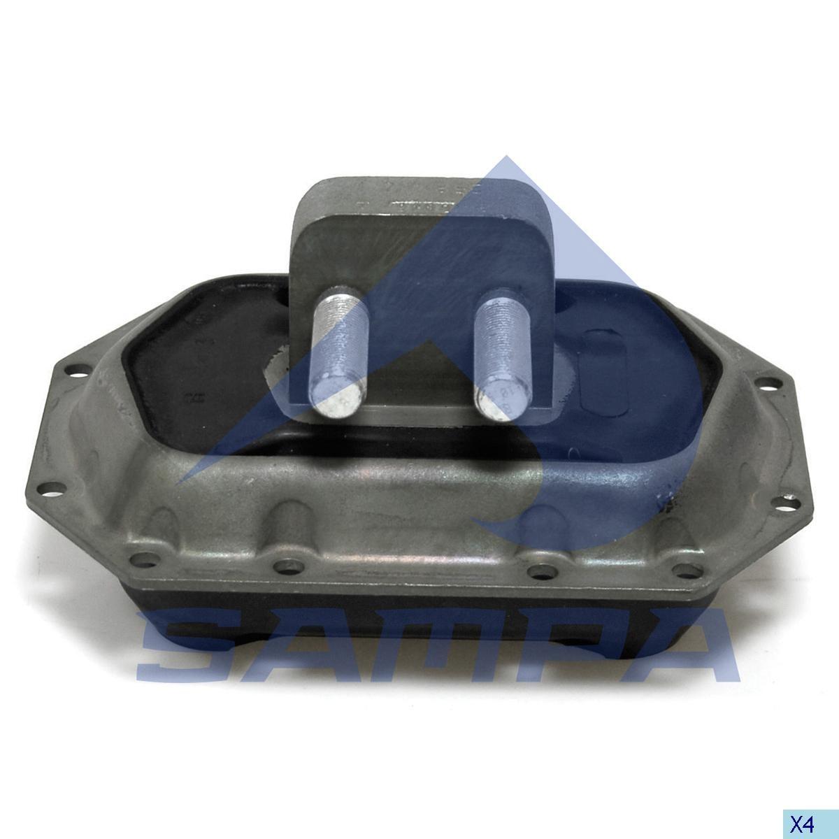 Подушка двигателя Renault Premium photo