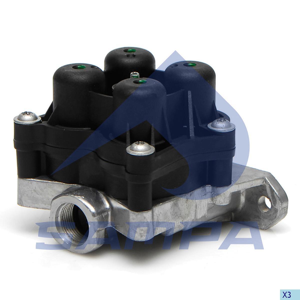 Supapa protectie multicircuit Renault Premium (5010422971) photo
