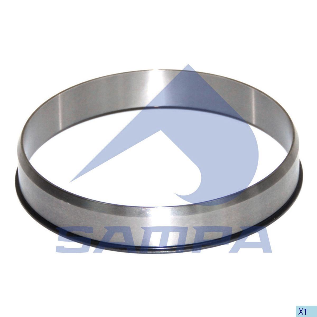 Беговое кольцо  MAN (99,5x105/108x18) photo