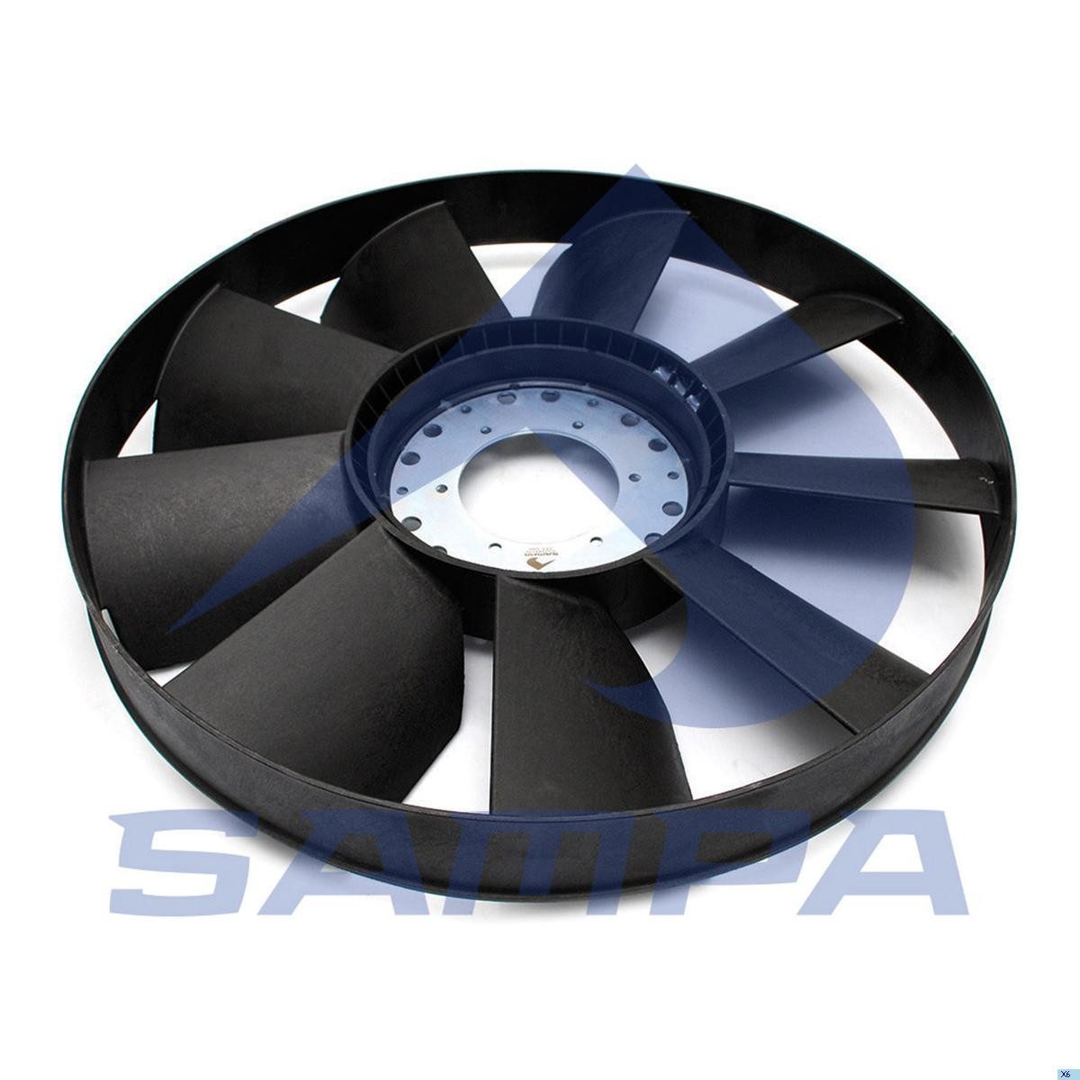 Вентилятор MAN TGA photo