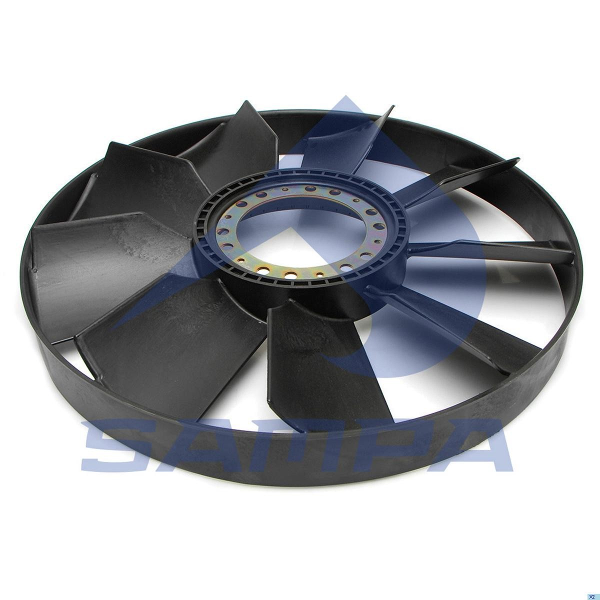 Paleta ventilator racire motor photo
