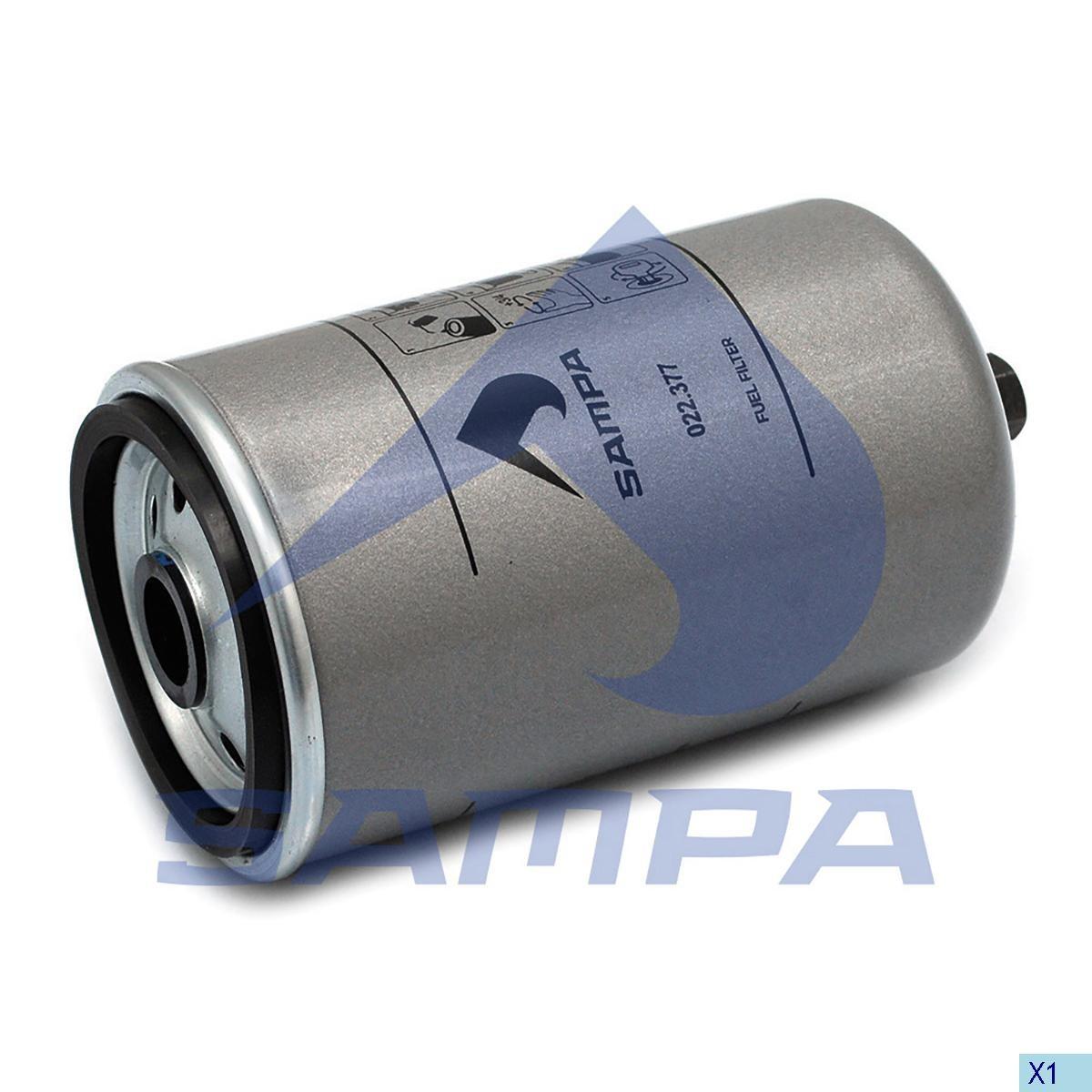 Фильтр топливный MAN F2000,L2000,19t (KC102) photo