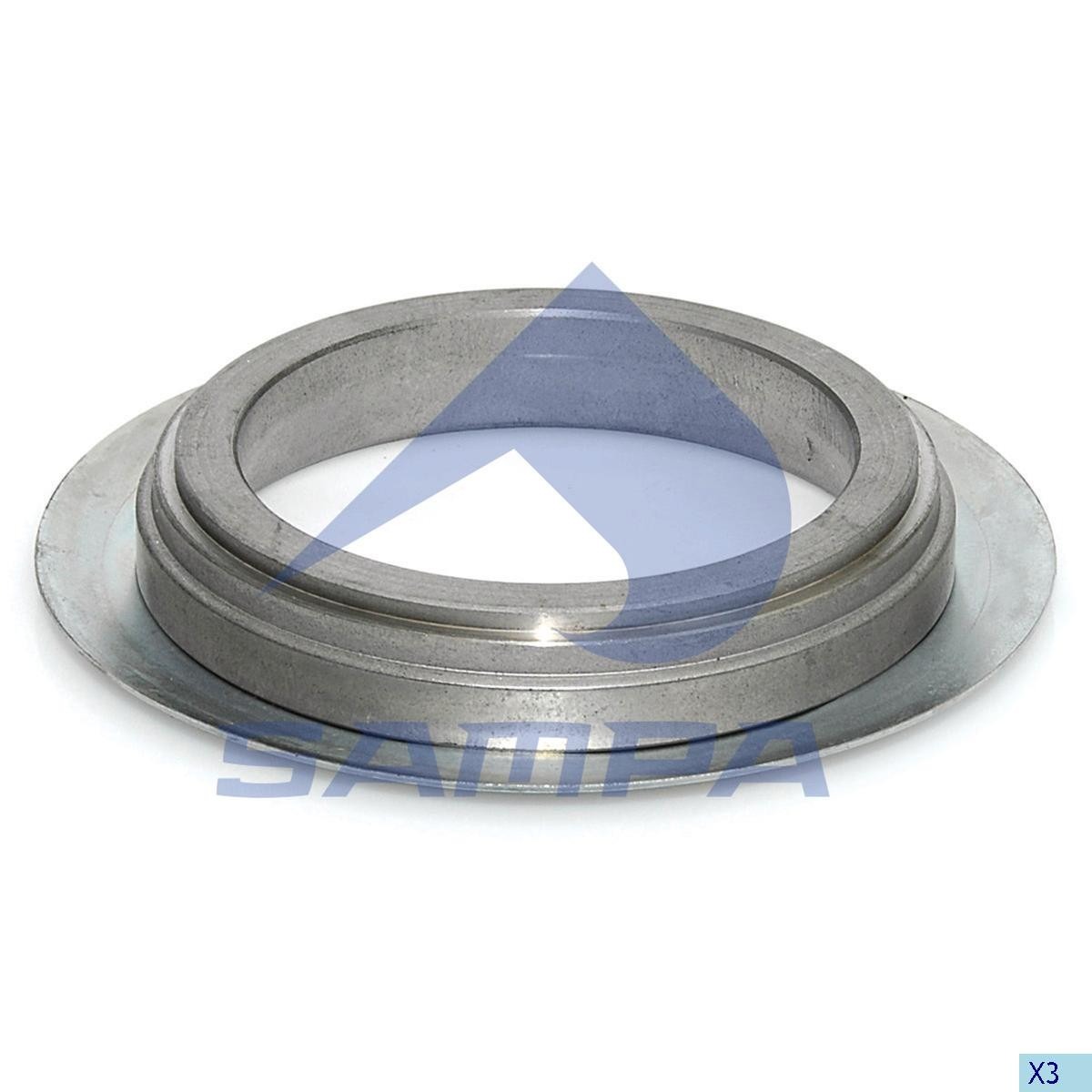 Уплотнительное кольцо BPW photo
