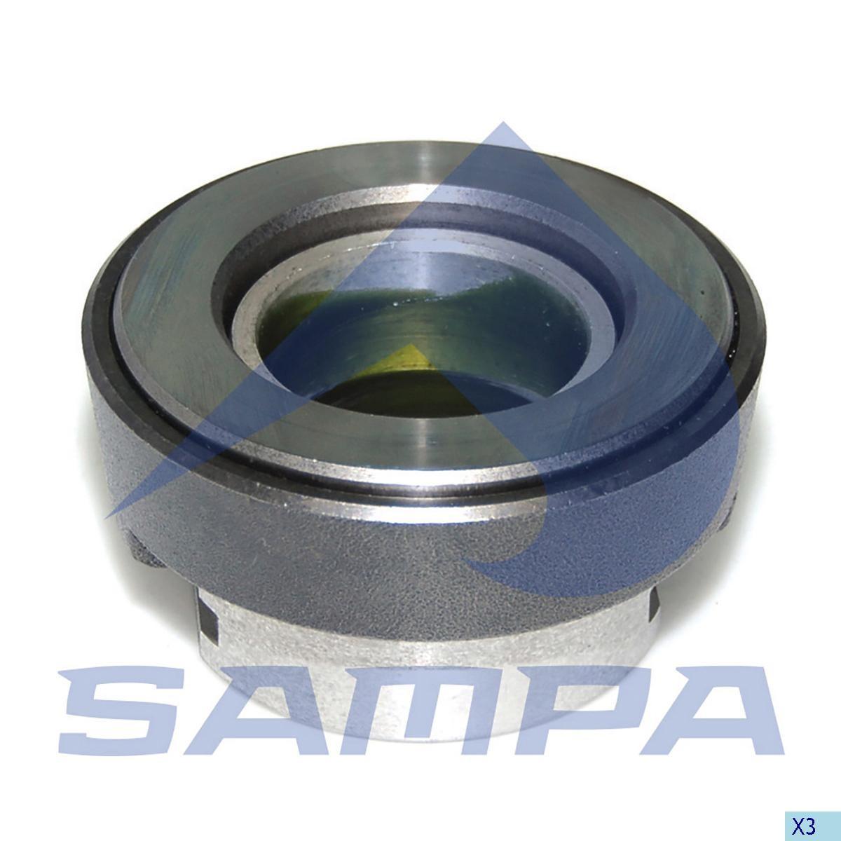 Выжимной подшипник DAF CF65/MAN L2000 photo